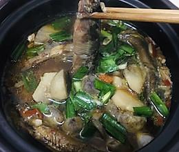 #百变鲜锋料理#   泥鳅煮芋头锅的做法