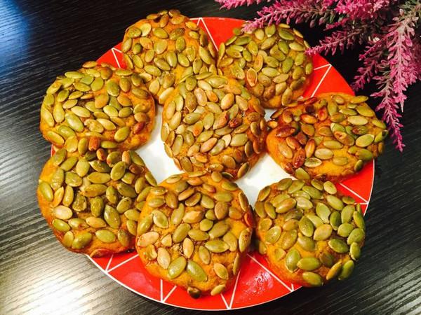 健康南瓜小饼的做法
