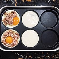 网红—鸡蛋汉堡的做法图解4