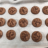 趣多多巧克力豆曲奇餅干【77分享】的做法圖解10
