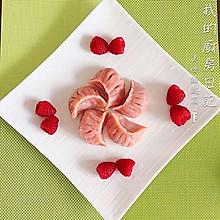 纯果蔬花样饺子#黑人牙膏一招制胜#