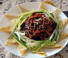 正宗老北京版京酱肉丝   你不可错过的解馋技能的做法