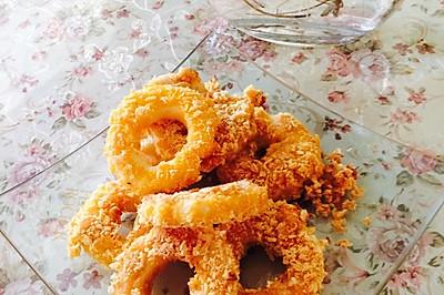 甜甜苹果圈