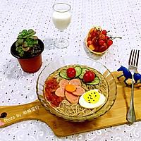 花式荞麦冷面#我的品道美食#的做法图解9