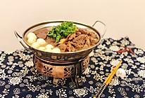 冬日必备—牛肉砂锅的做法