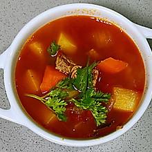 【孕妇食谱】罗宋汤,汤汁浓郁、酸甜可口,开胃营养又健脾~