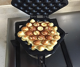 鸡蛋仔(无泡打粉 无玉米淀粉版)的做法