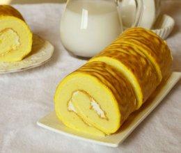 【虎皮蛋糕卷】——COUSS 玩家级烤箱7501出品的做法