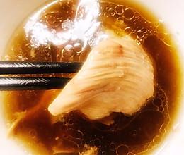 胃病患者食补之猪肚二丑汤的做法