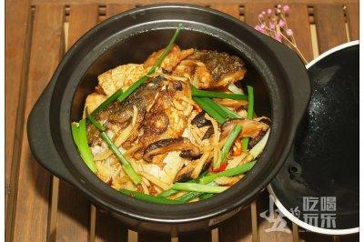 鳙鱼头焖芋,中秋的潮汕时令名菜