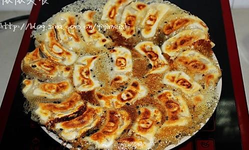 大白菜猪肉馅饺子的做法