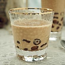 堪比网红自制健康零添加珍珠奶茶