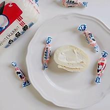 #花10分钟,做一道菜!#网红白兔卷