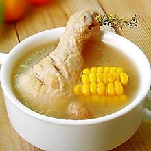 玉米无花果汤