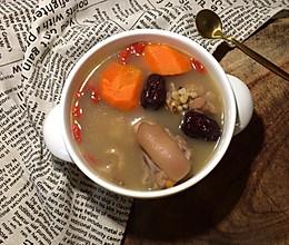 陈皮眉豆猪蹄汤#美的女王节#的做法