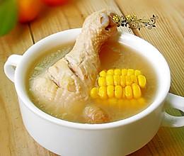 玉米无花果汤的做法