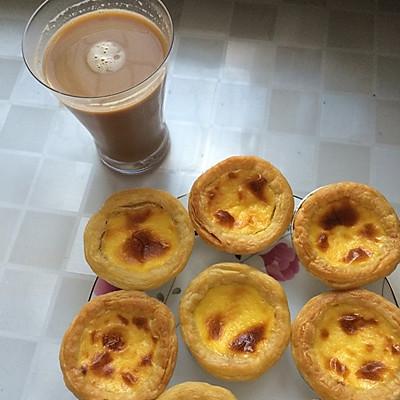 葡式蛋挞(8个量的蛋挞液)