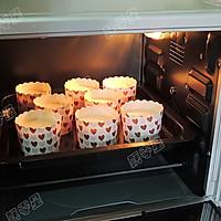 蜂蜜牛奶纸杯蛋糕#十二道锋味复刻#的做法图解9