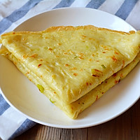 鸡蛋土豆丝饼#急速早餐#的做法图解9