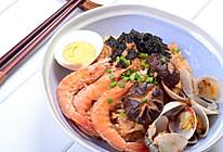 锅巴海鲜饭 | 九阳知食的做法