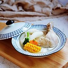 #洗手作羹汤# 竹荪鸡汤