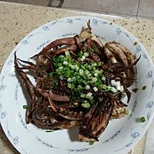 烤鱿鱼须(空气炸锅版)