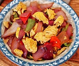 #中秋团圆食味#洋葱炒鸡蛋的做法