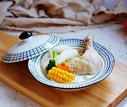 #洗手作羹汤# 竹荪鸡汤的做法