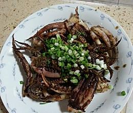 烤鱿鱼须(空气炸锅版)的做法