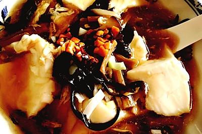 简单版自制豆腐脑