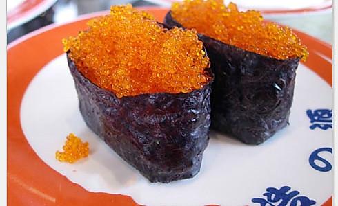 蟹籽寿司  的做法