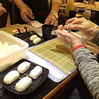 小卷,手握寿司,军舰寿司的做法图解2