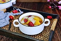 姜糖红薯小圆子#简单快手,我家冬日必菜品#的做法