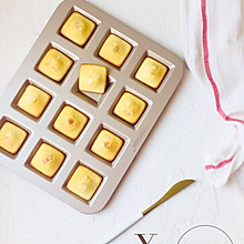 奶酪杏仁蛋糕#柏翠辅食节-烘培零食#