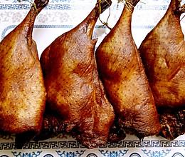 #菁选酱油试用之自制腊鸭腿的做法