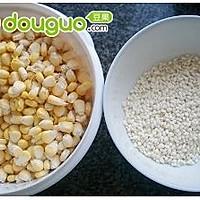 甜糯鲜玉米糊的做法图解2