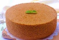 可可戚风蛋糕#烘焙梦想家(华东)#的做法