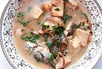 豆腐黑鱼汤的做法