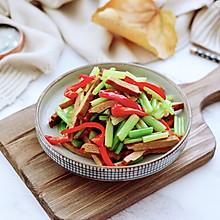 #肉食者联盟#香干爆炒芹菜