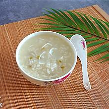 #入秋滋补正当时#清润的绿豆百合粥