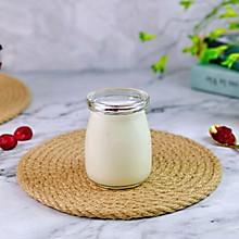 #轻饮蔓生活#自制蔓越莓果酱酸奶