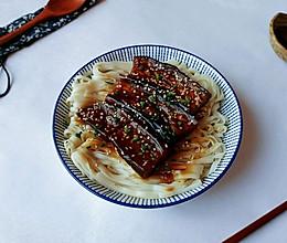 酱料蚝甜烧茄子的做法