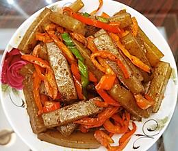 超级好吃的自制魔芋豆腐的做法