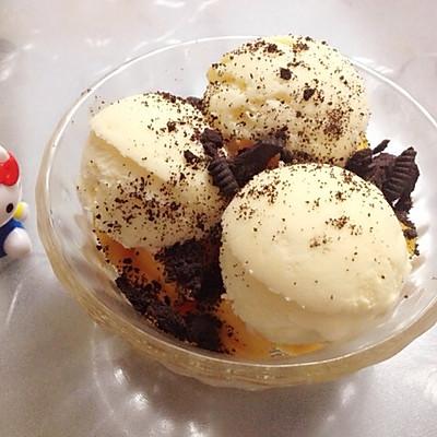 椰香牛奶冰淇淋(完整步骤)