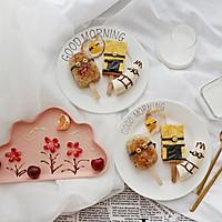 小黄人早餐饭团棒冰,让宝贝爱上吃饭的做法图解20