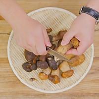 炒牛肝菌 美食台的做法图解1