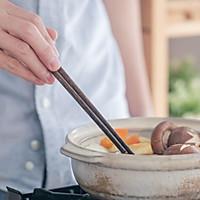 白菜豆腐牛肉煲的做法图解13