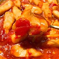 汤汁鲜美的番茄龙利鱼的做法图解7