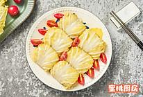 椰香糯米鸡的做法