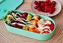 果蔬沙拉的做法